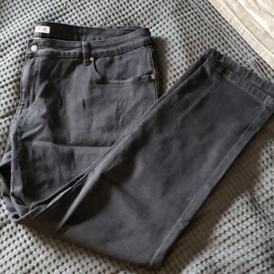 SWAK Black Skinny Jeans - 3X